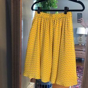 Dresses & Skirts - Women's Midi Skirt